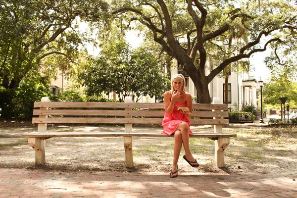 Dixieland Forrest Gump Style Diana Elizabeth