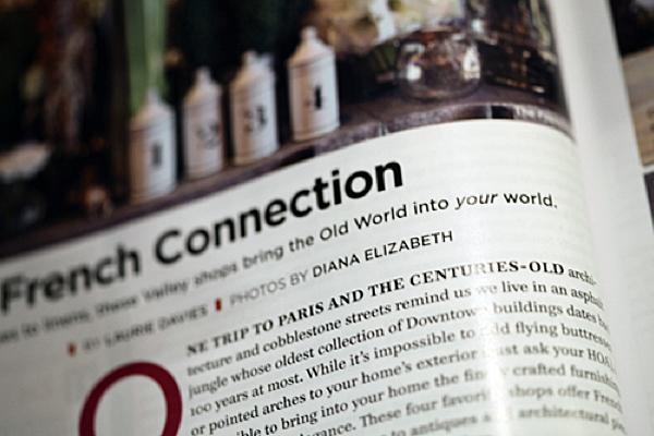 PUBLISHED!  PHOENIX Magazine!