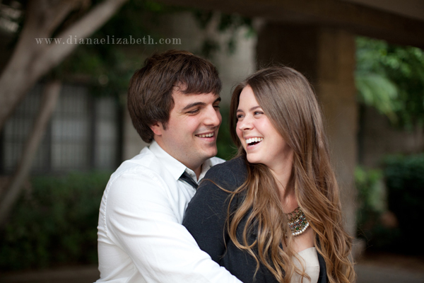 Lizzey + Trevor Arizona Biltmore Engagement