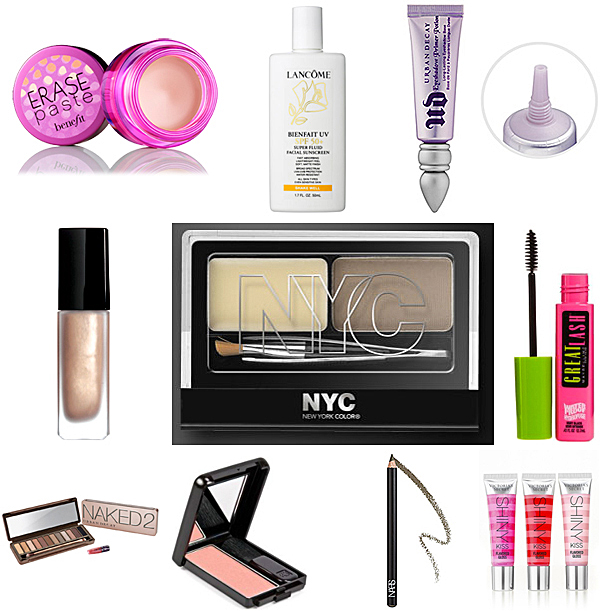 My Makeup Basics