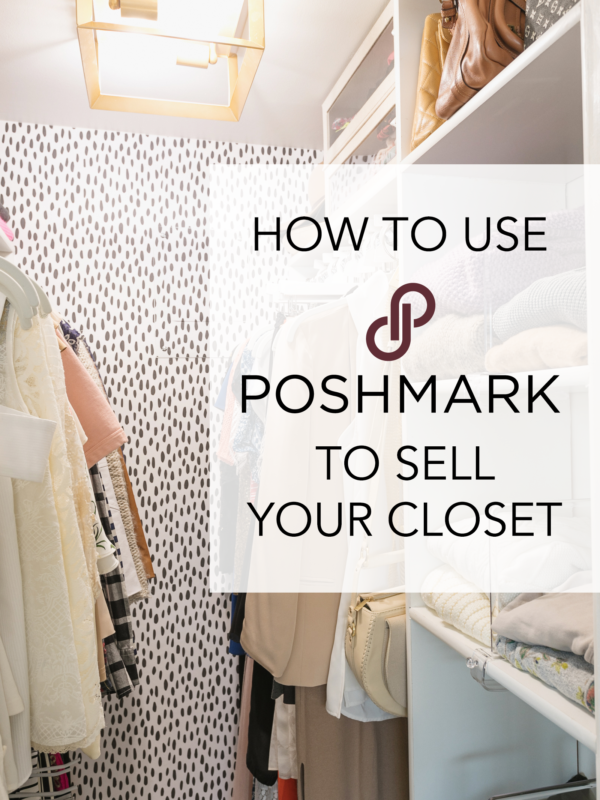 how to use poshmark app to sell closet items make money from used clothes
