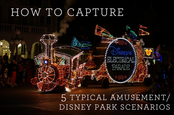 how-to-capture-photograph-disneyland-disneyworld-amusement-park-lights-fireworks-dark-rides-no-flash-vacation