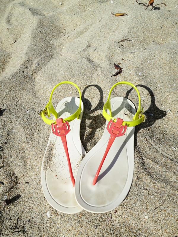 hunter-sandals