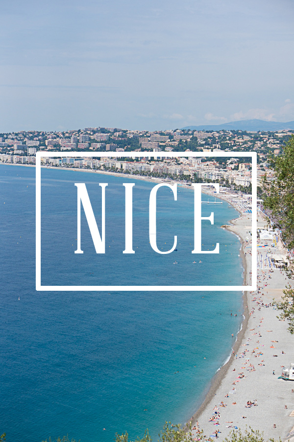 Discovering Nice, France