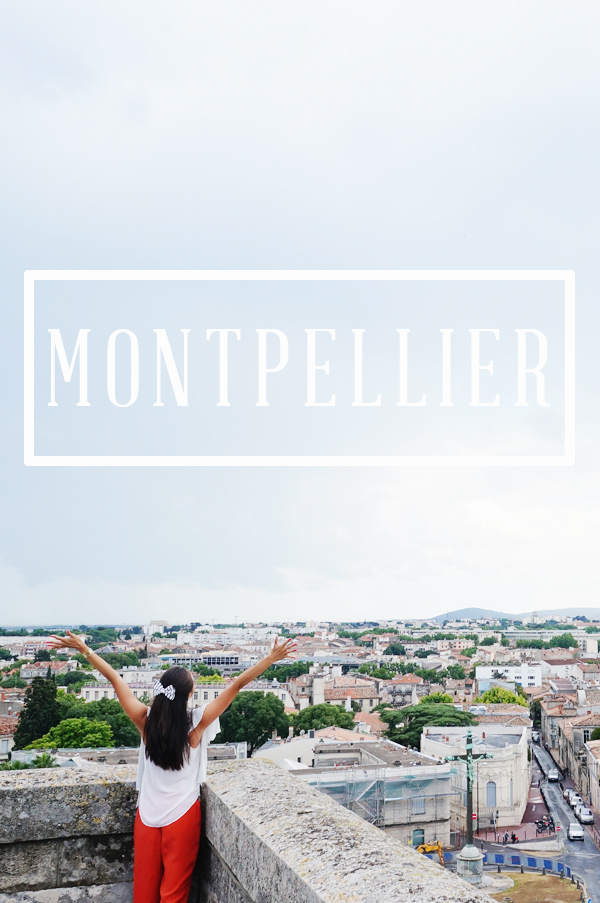 Photo Tour of Montpellier, France