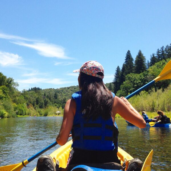 Russian River Kayaking - California