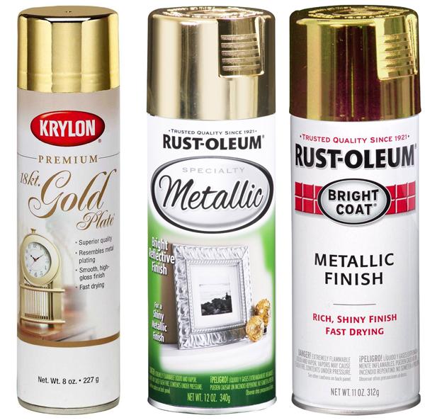 best-shiny-gold-metallic-spray-paint