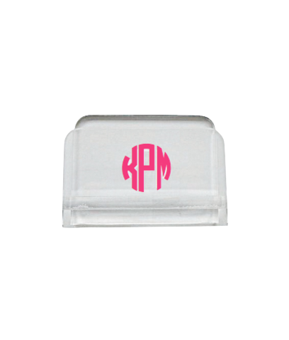 monogrammed_acrylic_business_card_stand_large