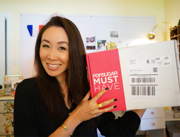 Unboxing the POPSUGAR Must Have Box