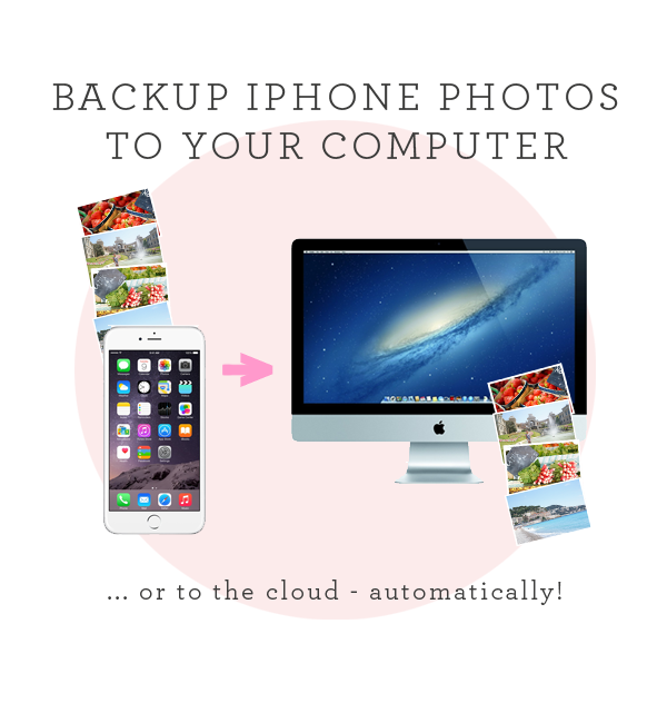 how to save photos on icloud but delete from phone