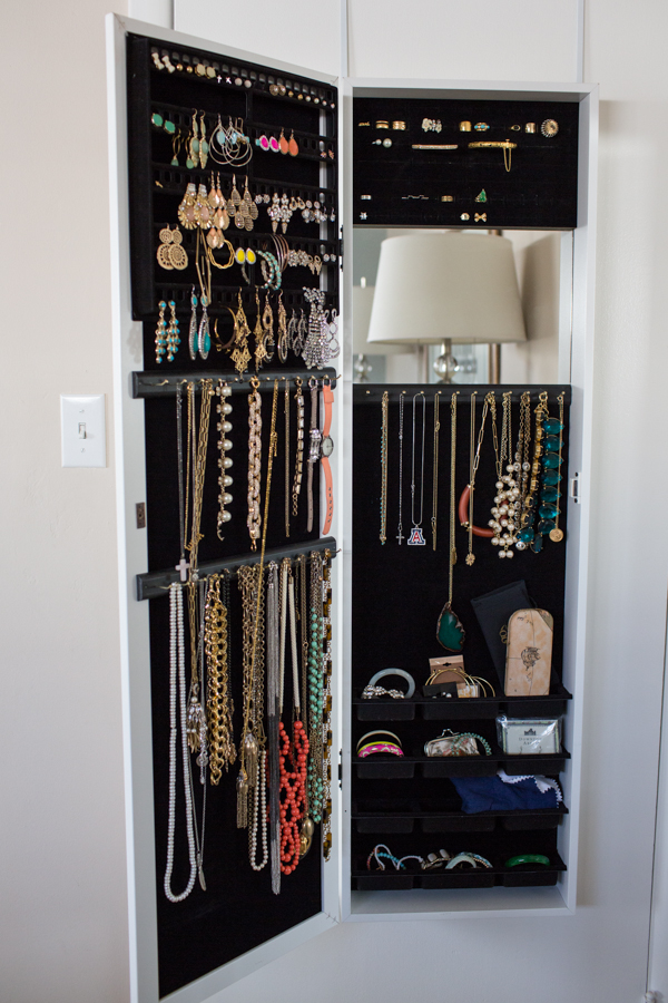 What Is The Best Over The Door Jewelry Armoire Jewelry Ideas