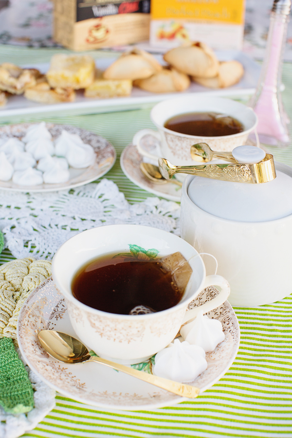 #ad #teaparty #tea #bigelow