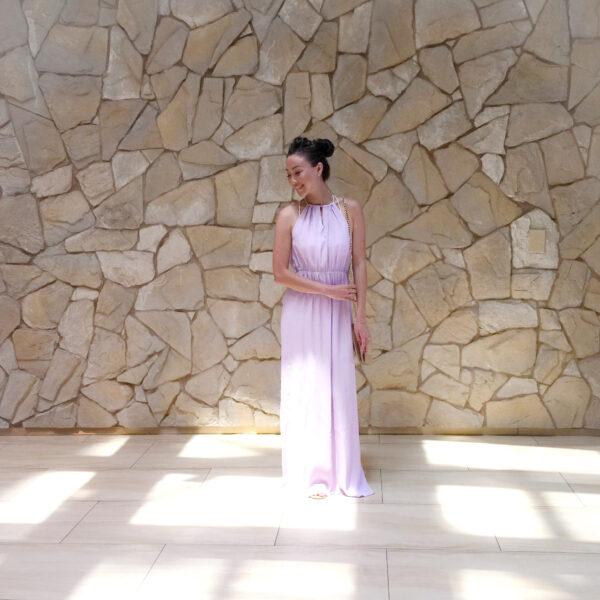 Flowy Lilac Dress