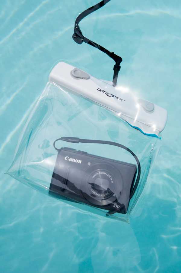 Waterproof Camera Case - Floats too!