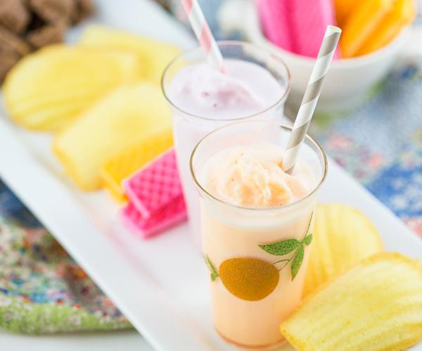 2 step, 2 ingredient - Milkshake Recipe