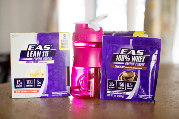 Protein on-the-go, no excuses!