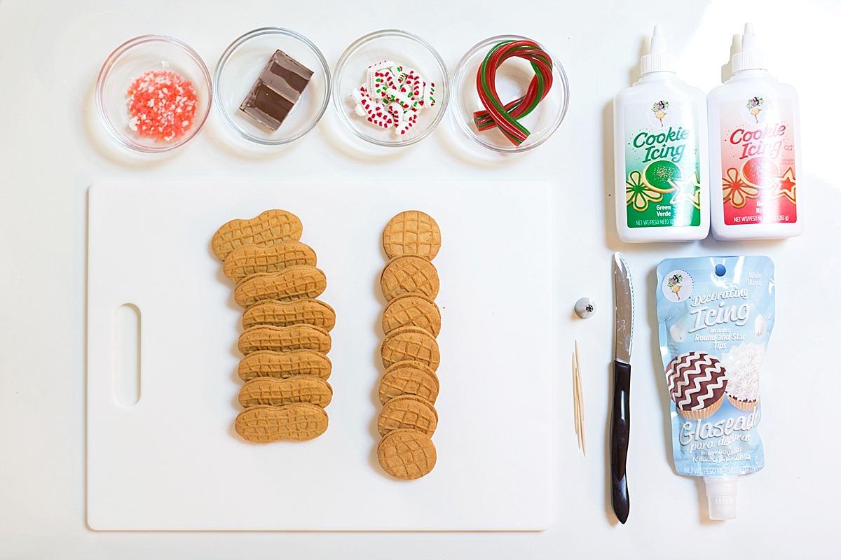 nutter-butter-cookies-christmas-santa-snowmen-decorating-ideas-1493