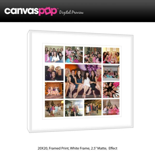 16x20 framed art giveaway!