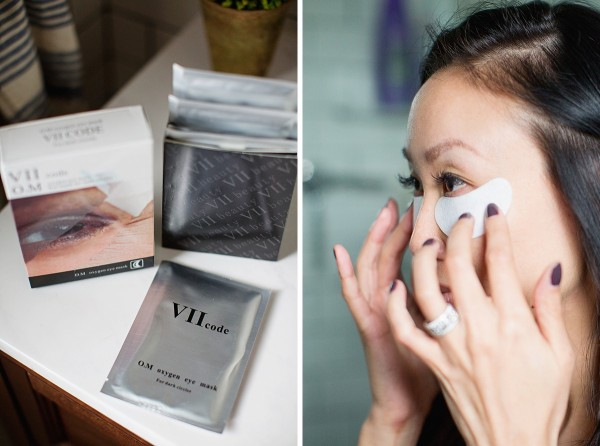 Get rid of dark under eye circles with VIIcode