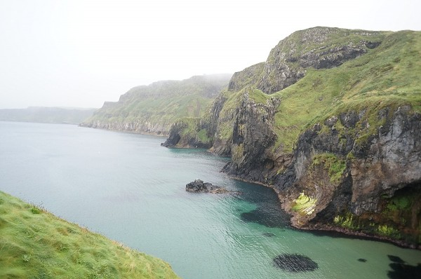 Northern Ireland - Carrick-a-Rede Rope Bridge
