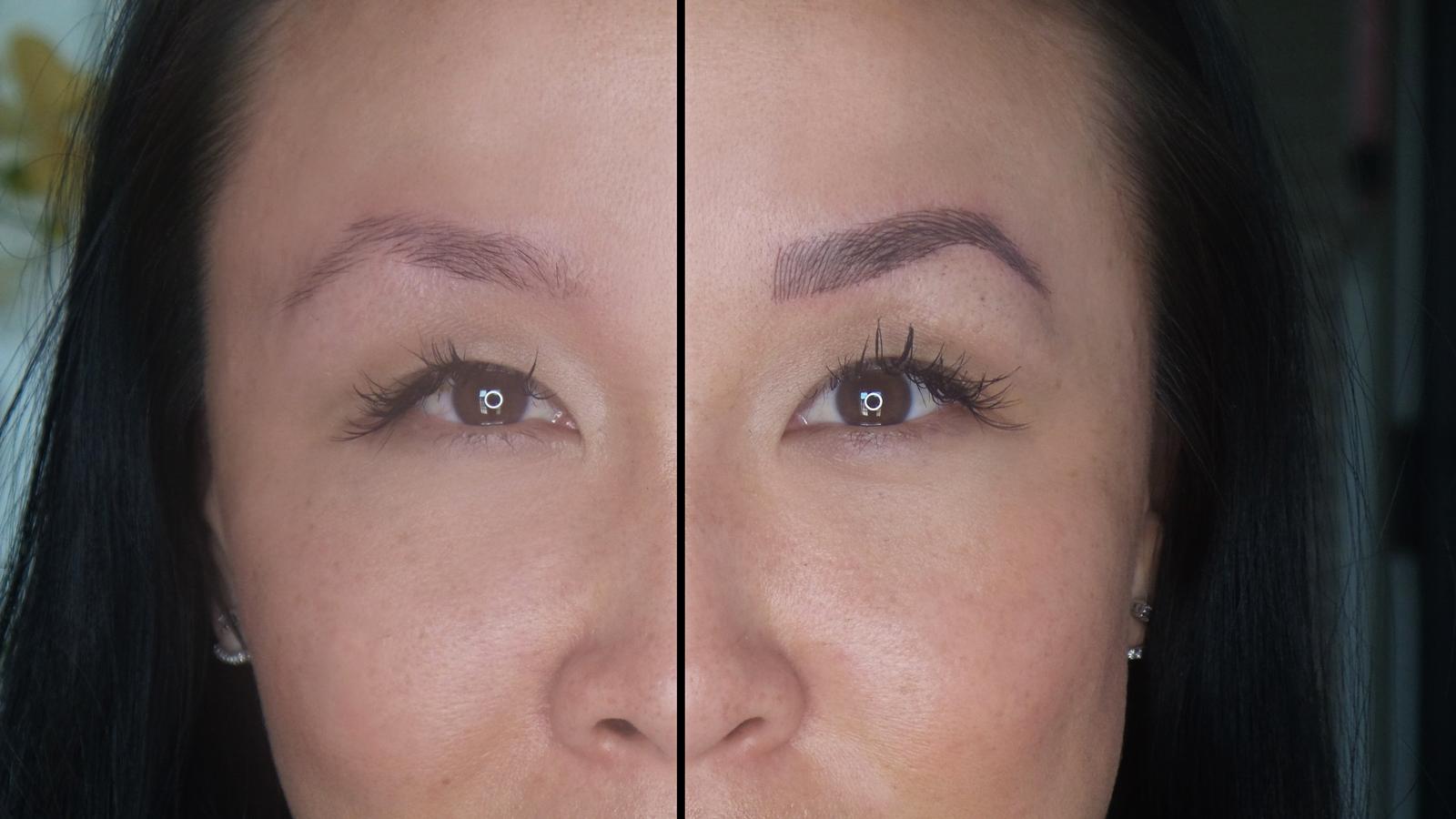 Semi-permanent Eyebrow Microblading | Diana Elizabeth
