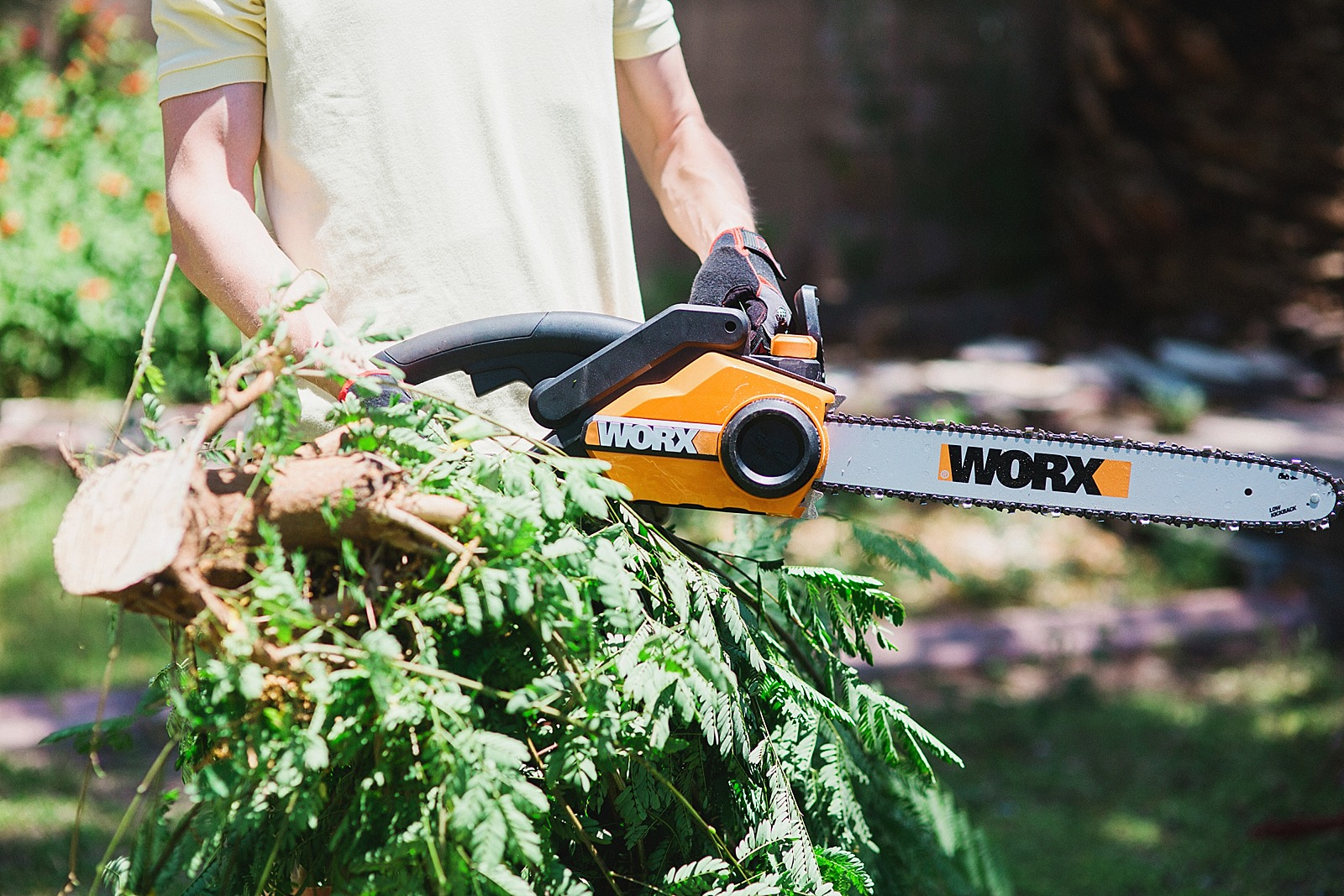 worx-chain-saw-review-gardening-blogger-home-diana-elizabeth-120a