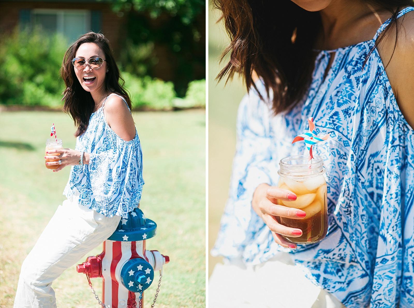 american-flag-fire-hydrant-painted-artistic-lifestyle-blogger-diana-elizabeth-blog-arizona-fashion-pool-summer-time_0098