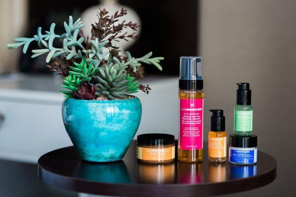 Skin care regimen with Ole Henriksen