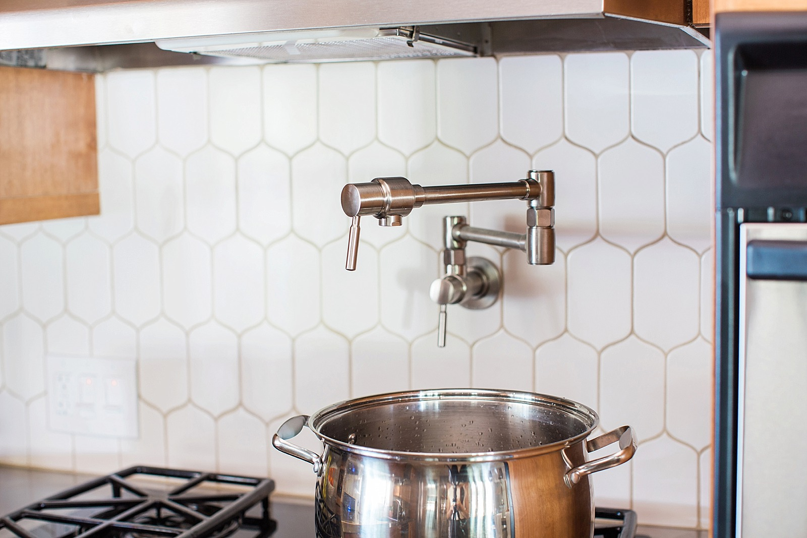 How To Install A Pot Filler And Where
