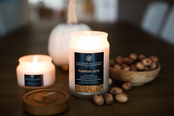 The many scents of fall with Chesapeake Bay