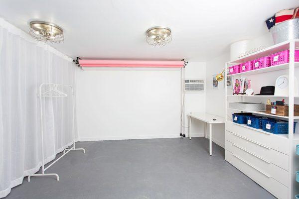 Photographer + Blogger's Home Studio Reveal