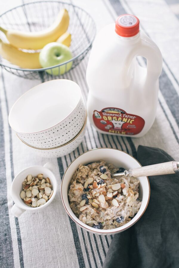 It's a healthy start with Shamrock Farms