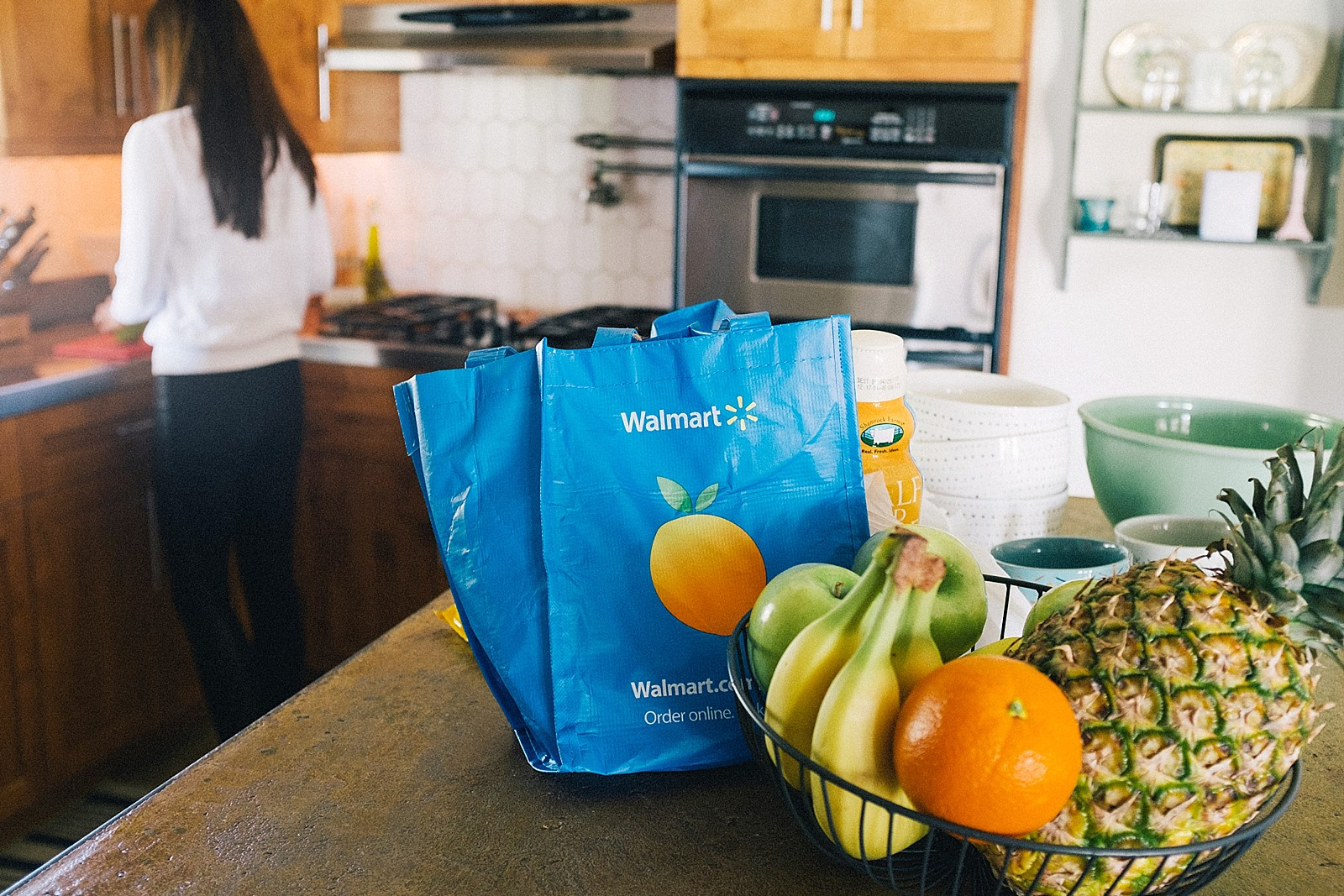 Easy grocery pick-up and delivery | Diana Elizabeth