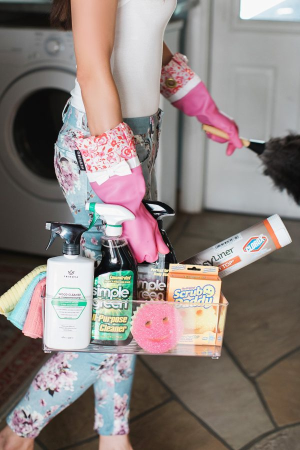 4 Spring Cleaning Tools You Need