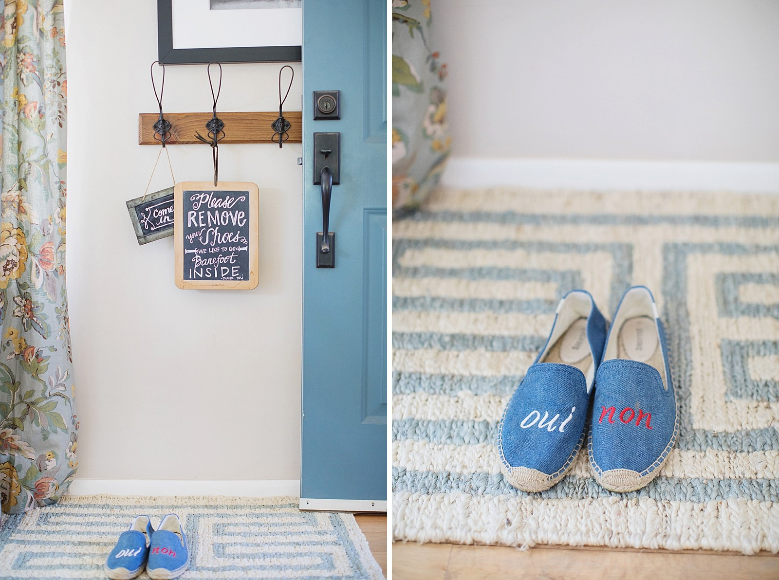 Shoes Off Home How To Ask Guests To Remove Shoes Diana Elizabeth
