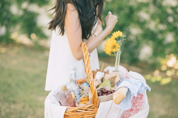 A Picnic Gathering - Win a Dinner at Crudo!