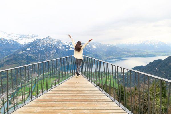 Mountain Villages of Switzerland: Interlaken, Lauterbrunnen + Murren