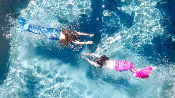 Living Mermaid Dreams with AquaMermaid School + Video