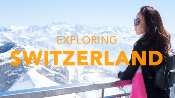 Video tour of Switzerland
