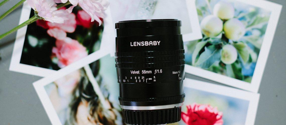 lensbaby velvet 56 lens review