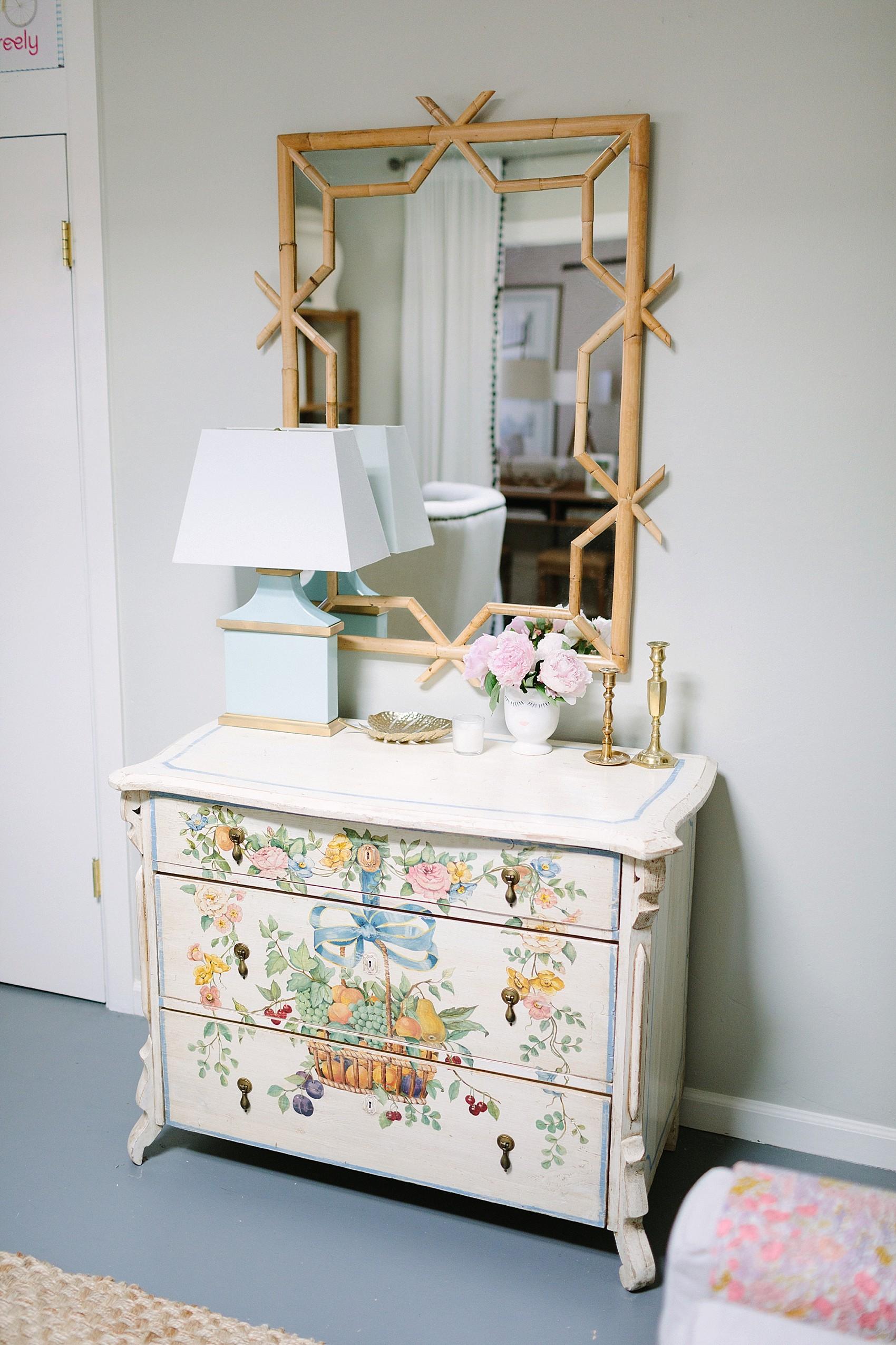 Office Mirror Diana Elizabeth