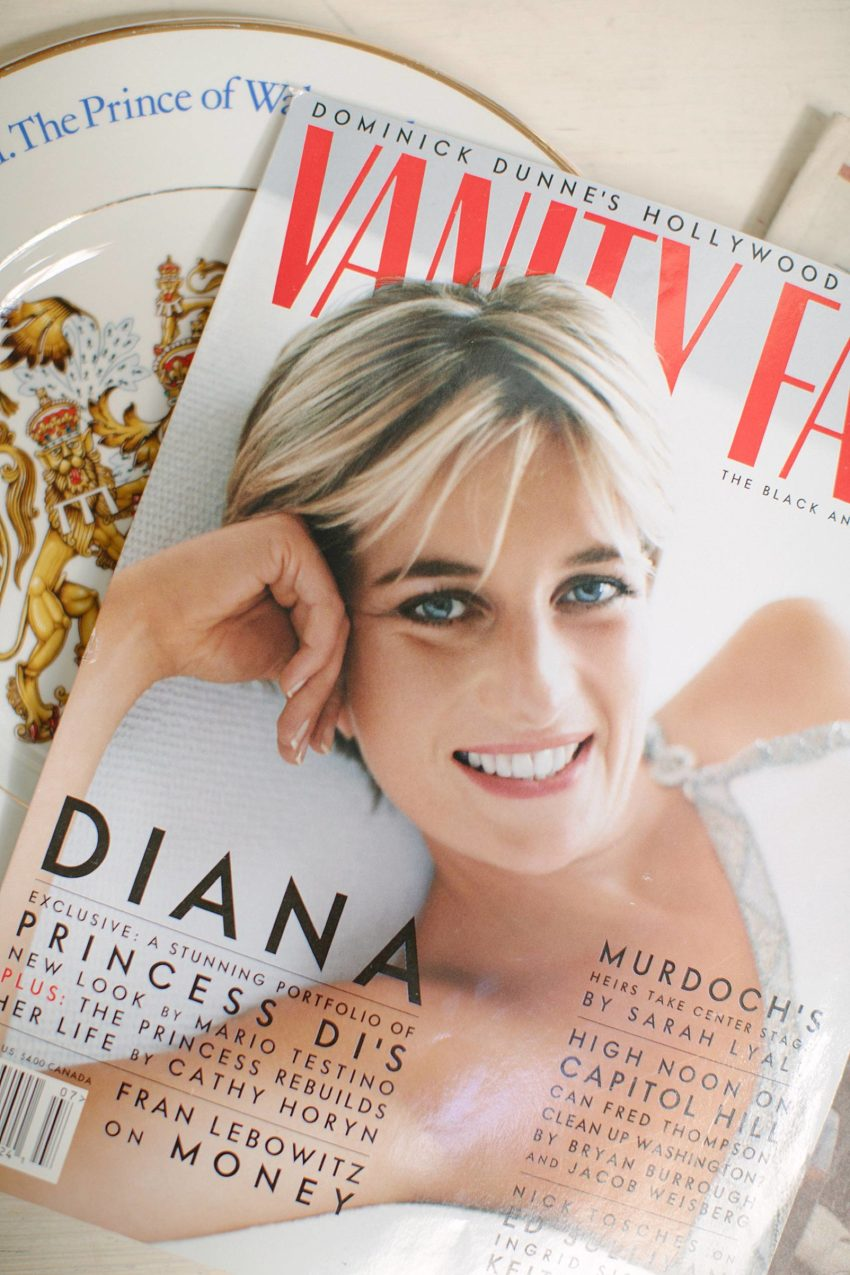 "Princess Diana ""Diana: In Her Own Words"" on Nat Geo August 16"