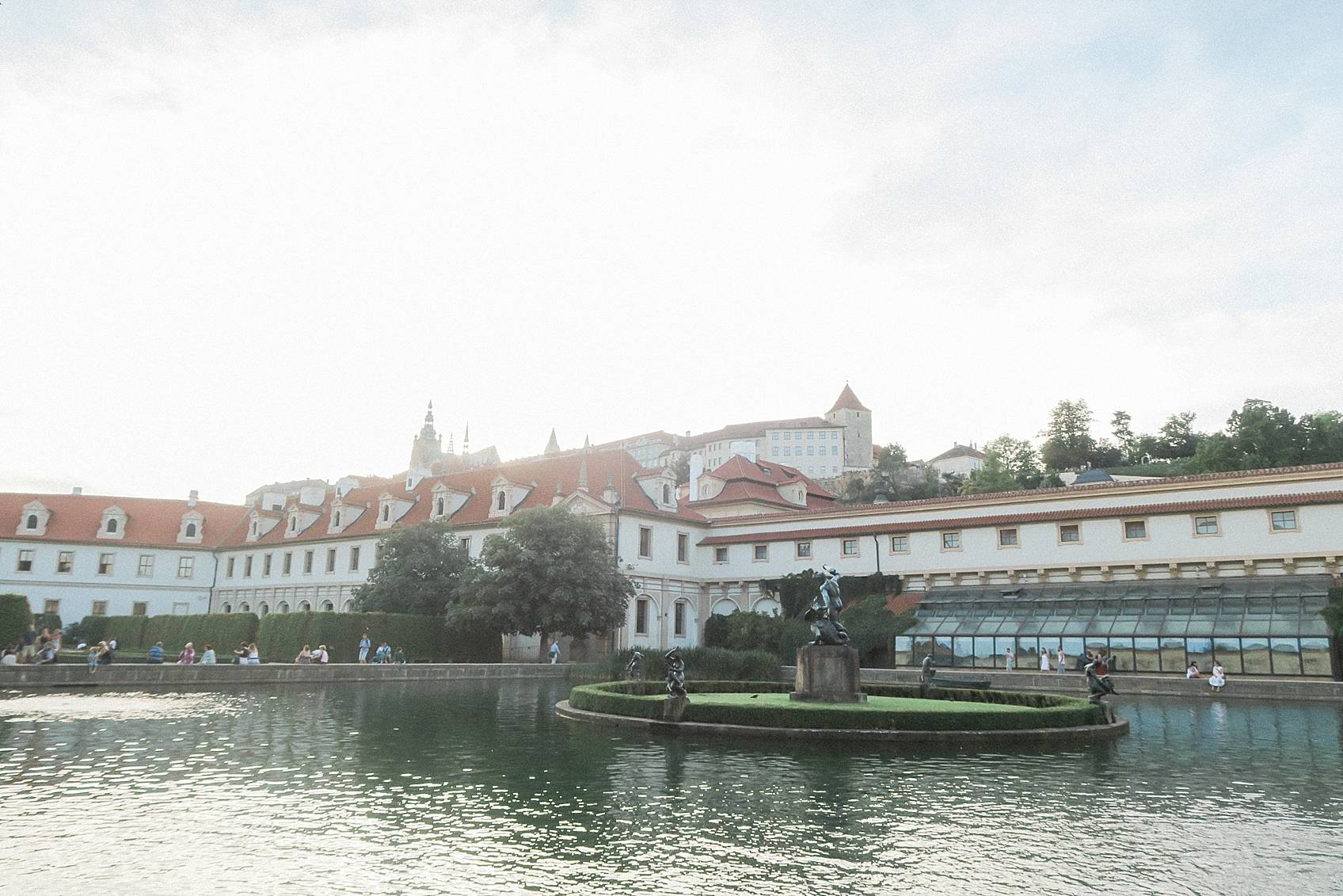 Guide to Prague: The Wallenstein Garden