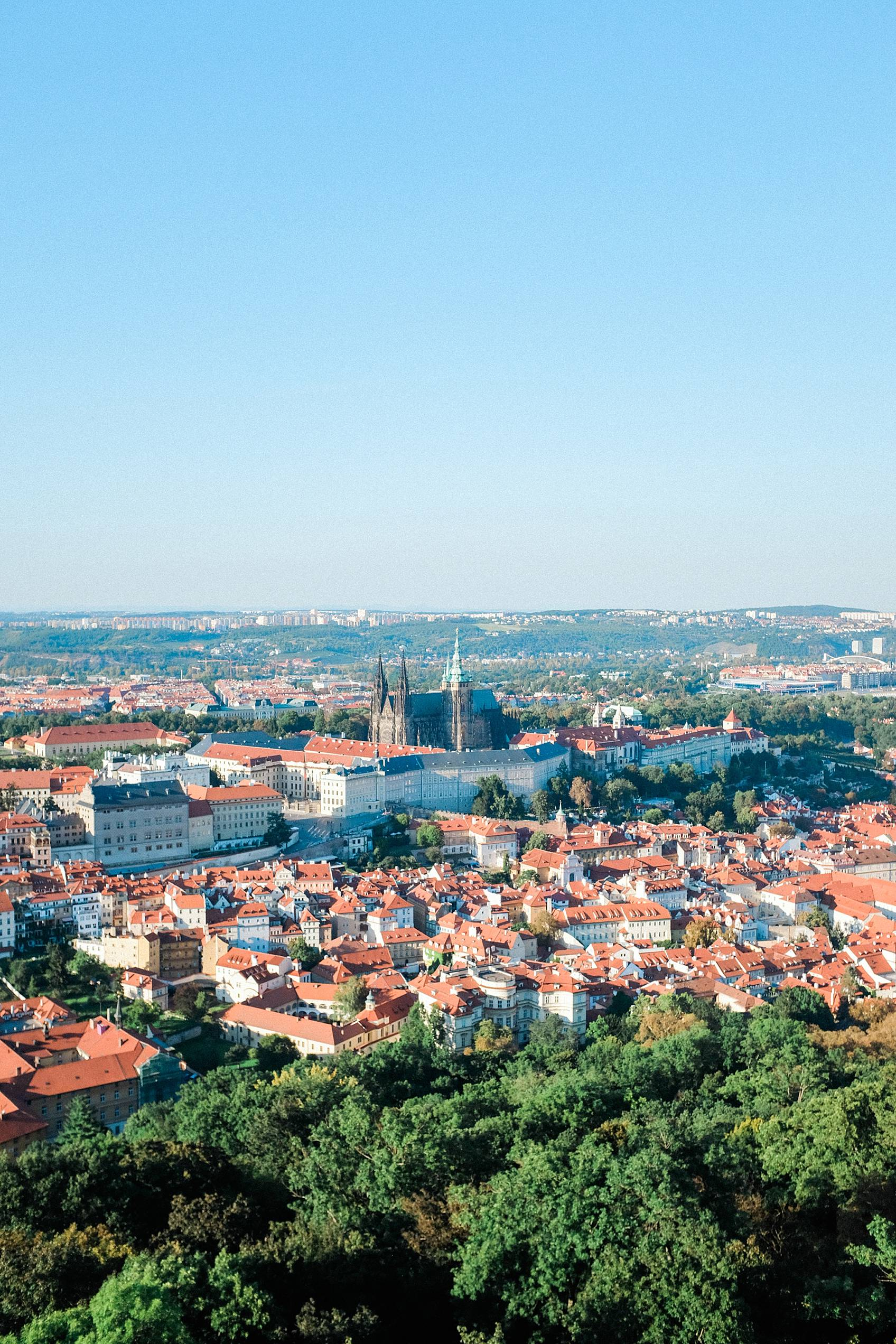 Photo guide to Prague: Petrin Hill