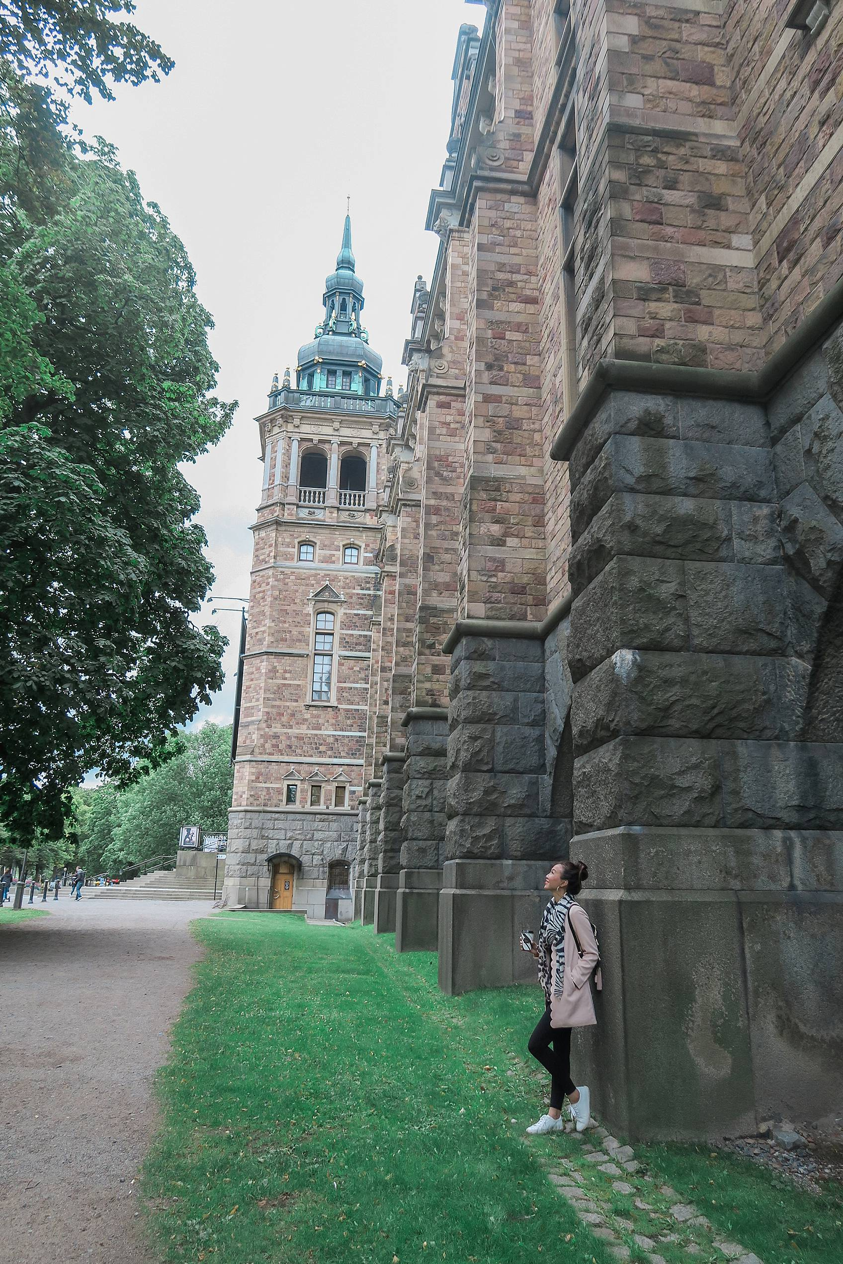 Photo tour of Stockholm: Nordic museum