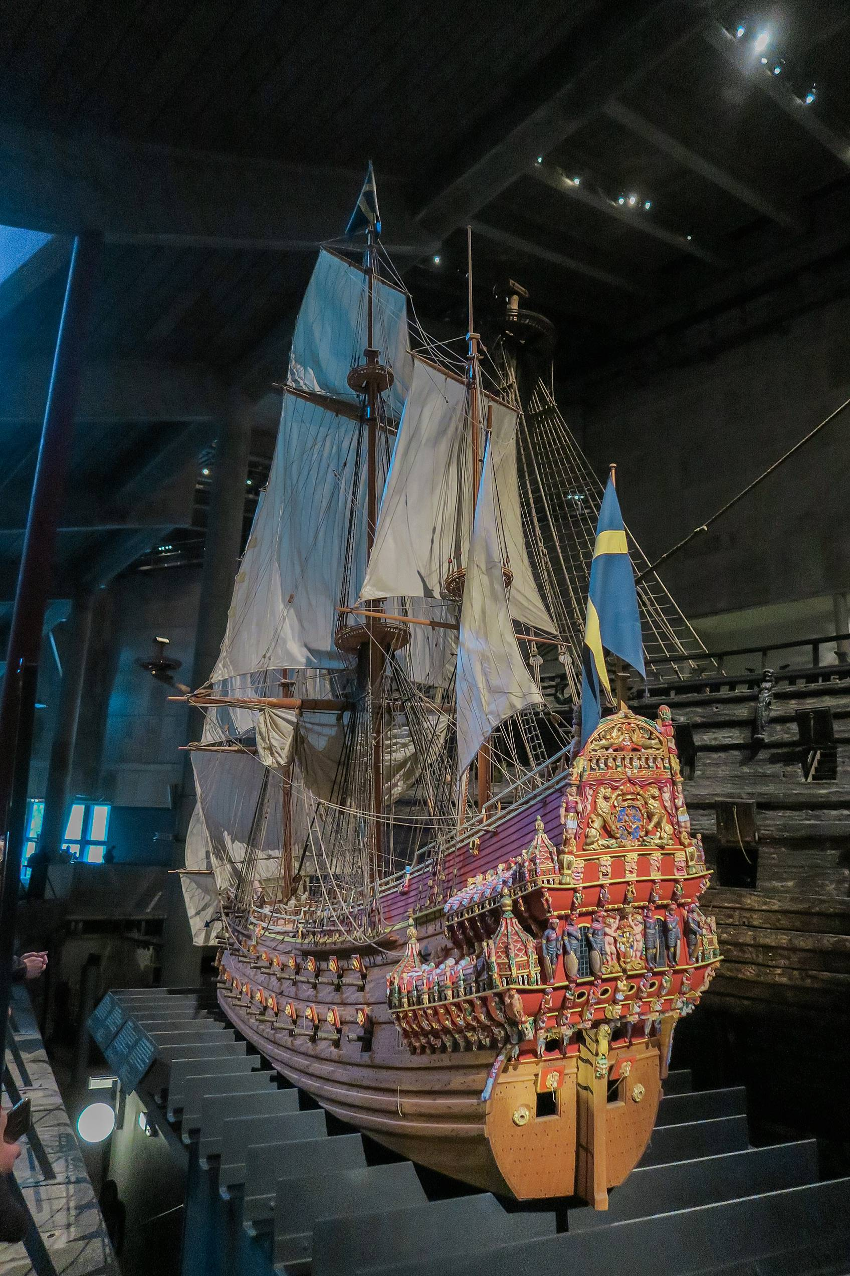 Photo tour of Stockholm: Vasa museum