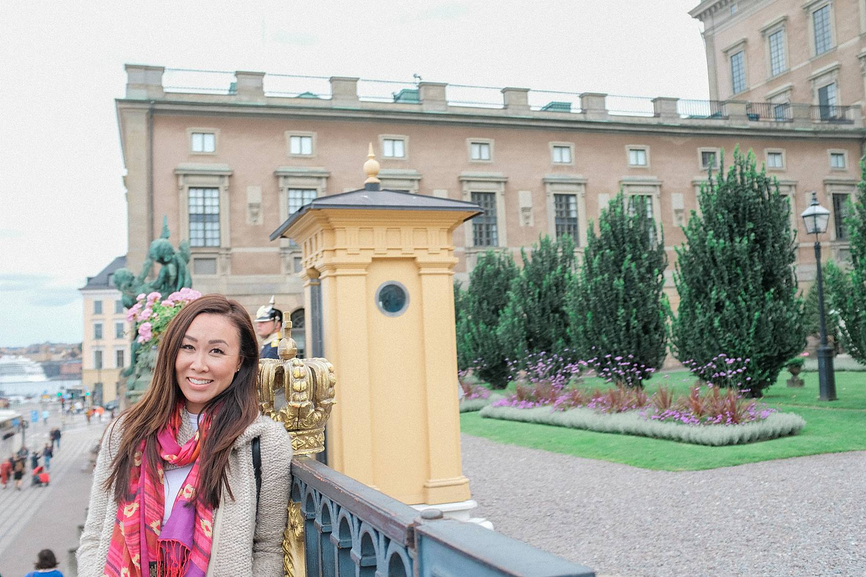 Photo tour of Stockholm: Royal Palace