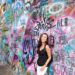 Photo guide to Prague: John Lennon graffiti wall