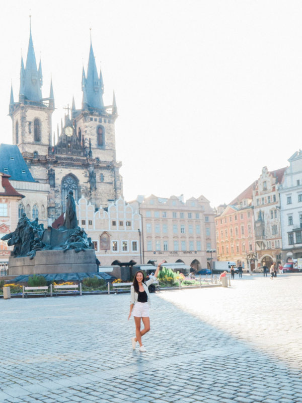 Photo tour of Prague: Old Town Square