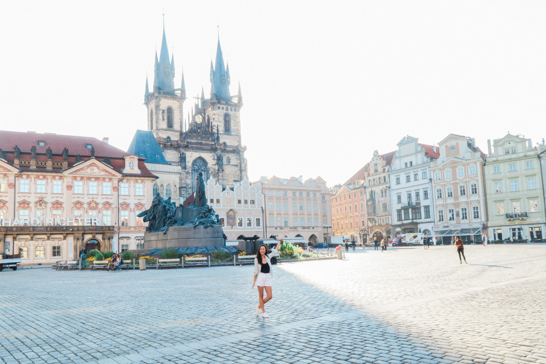 Photo tour of Prague: Old Town Square